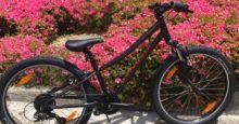 夏休みの思い出作りはマウンテンバイクで。